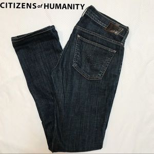 Citizens of Humanity Ava Straight Leg Jeans - 26